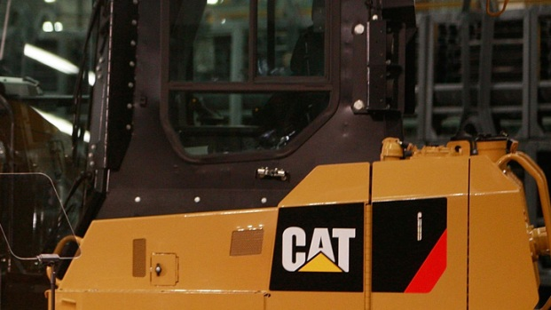 [CHI] Caterpillar Could Leave Illinois
