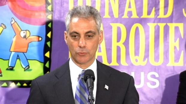 [CHI] Brizard, Emanuel on Charter Schools