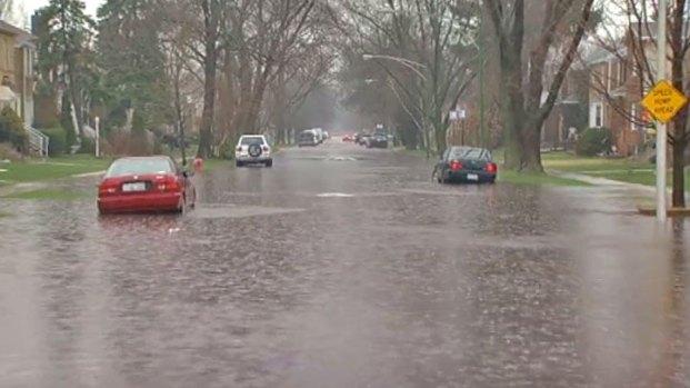 [CHI] April 18 Flood: Chicago's Northwest Side