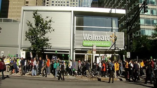 [CHI] Chicago Among 15 Cities to Have Walmart Protests