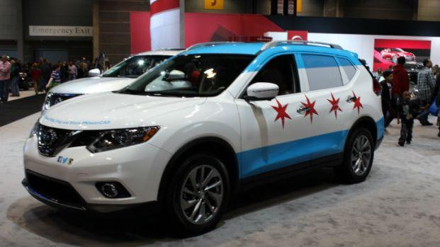 Custom Chicago Vehicles 2014