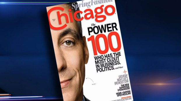 "[CHI] Chicago Mag Releases 2013 ""Power 100"" List"