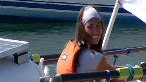 [CHI] Assaulted Rower Completes Lake Michigan Quest