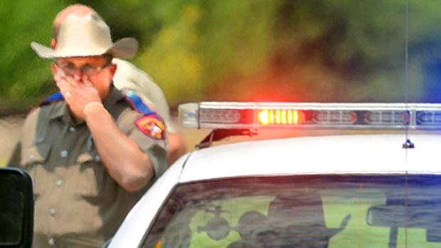 Dramatic Photos: Shooting Near Texas A&M