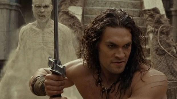 """[NATL] """"Conan the Barbarian"""" Trailer"""
