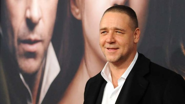 """[NATL] Russell Crowe's """"Les Miserables"""" NYC Premiere"""