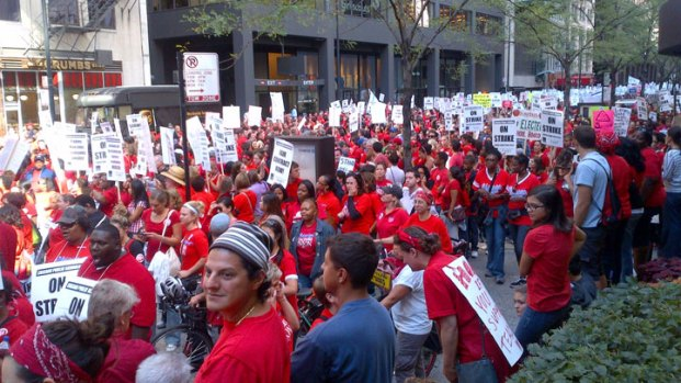 [CHI] CPS Chief Education Advisor Talks Strike Negotiations