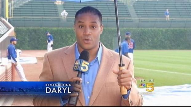 [CHI] NBC Chicago Sportscaster Daryl Hawks Dead at 38