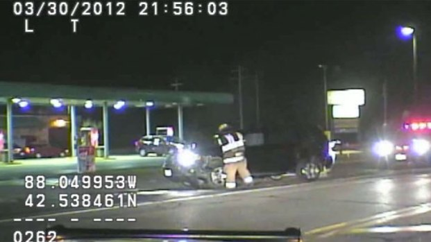 [CHI] Dash Cam Video Released in Police Chief Arrest