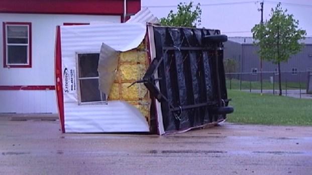 [CHI] DeKalb Severe Weather Damage