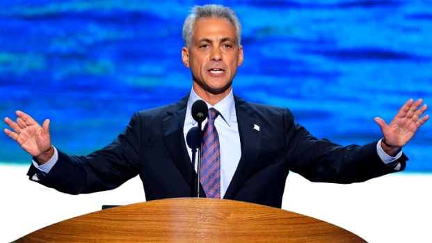 [CHI] Rahm: America Needs 4 More Years of Obama
