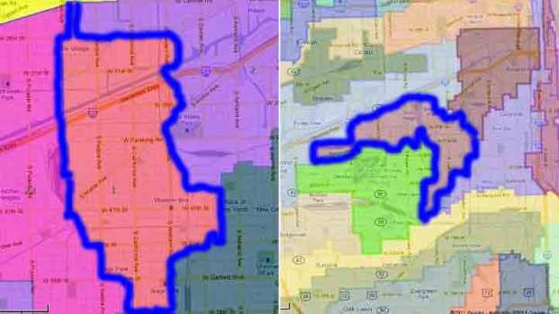 Legislative Redistricting