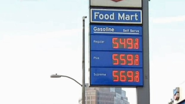 [LA] Spike in Gas Prices Causes Sticker Shock