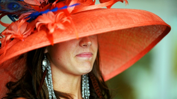 The Most Outrageous Hats at the Kentucky Derby
