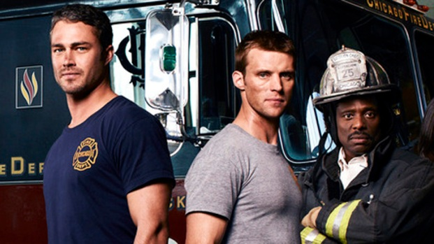 """[CHI] """"Chicago Fire"""" Star Gets Real"""