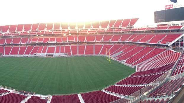 PHOTOS: Inside the New Levi's Stadium