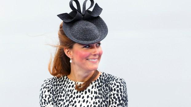 [AP] Kate Middleton's Royal Maternity Style