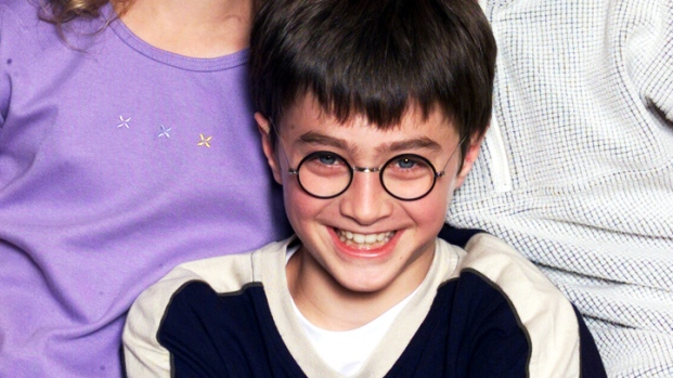 """[NBCAH] Daniel Radcliffe's First (2001) """"Harry Potter"""" Interview"""