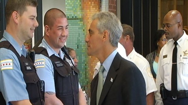 [CHI] Mayor, McCarthy Move More Cops to Streets
