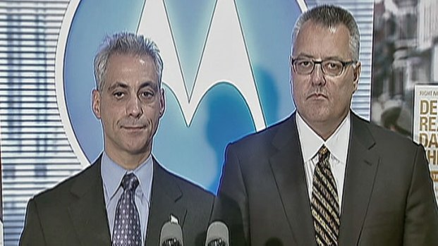 [CHI] Emanuel: Job Growth Builds Momentum
