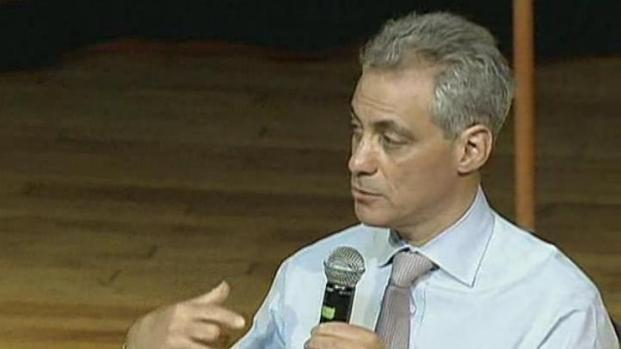 [CHI] Emanuel: School Days Must Be Longer