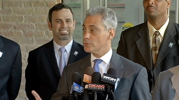 [CHI] Emanuel: New CTA Station Will Accelerate Growth