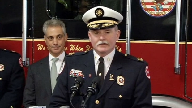 [CHI] New Fire Chief Named as Hoff Steps Down