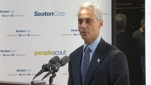 [CHI] Emanuel: SeatonCorp Came to Us