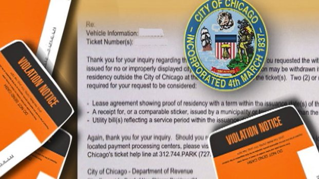 [CHI] Undeserved Parking Ticket Leads to Civic Lesson