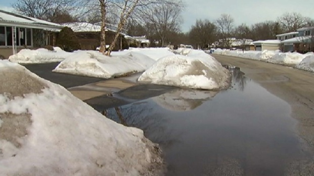 [CHI] Warmer Temperatures Increase Flooding Risks