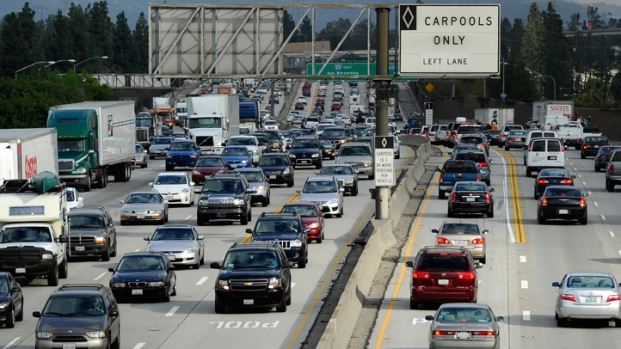 [NATL] Study: Traffic Pollution May Damage Brain