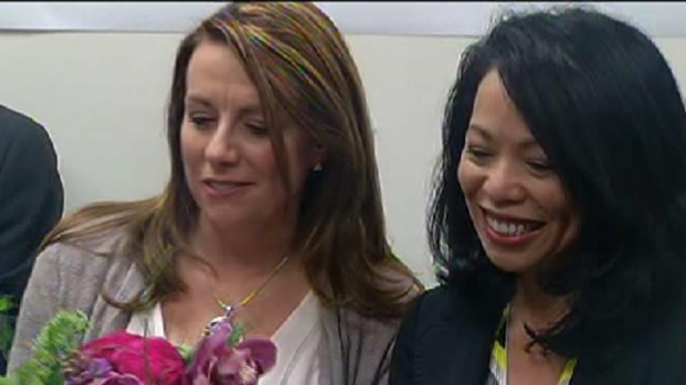 [CHI] Chicago Gay Couples Flock To Say Their Vows