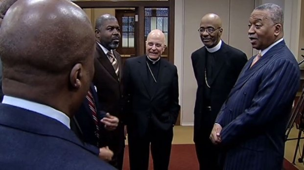 [CHI] Cardinal, Black Clergymen Decry Gay Marriage