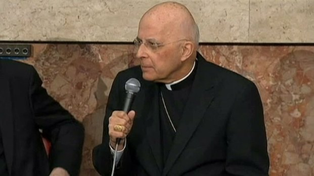 [CHI] Cardinal George Reacts to Pope's Departure