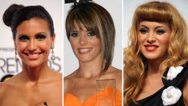 Billboard Latin Music Awards: The Most Showy Hairdos