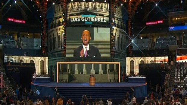[CHI] Gutierrez's Speech at the 2012 DNC