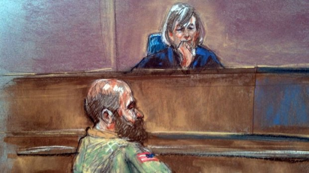 [DFW] Prosecutors Rest in Fort Hood Shooting Trial