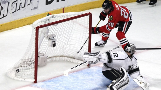 2014 Playoffs: Blackhawks vs. Kings