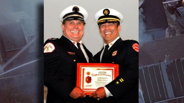 [CHI] Fire Captain Dies After Battling South Side Fire