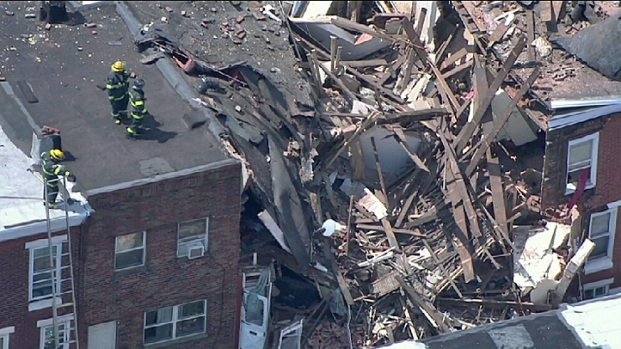 [PHI] Home Explodes in South Philly