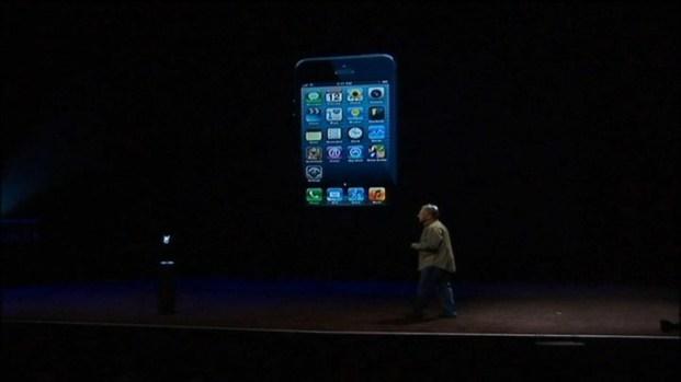 [BAY] Raw Video: Apple Reveals iPhone5