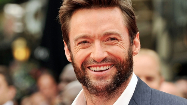 "[NATL] Hugh Jackman Seeks Dieting Advice From ""The Rock"""