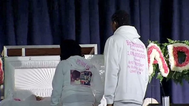 [CHI] At Slain Baby's Funeral, a Call to End Gun Violence