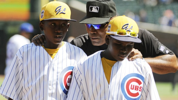 JRW Visits The Cell and Wrigley Field