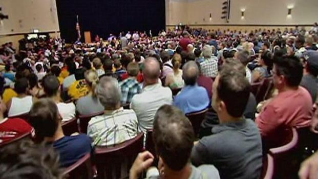 [CHI] Hundreds Attend Boystown CAPS Meeting