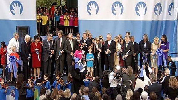 [CHI] Lurie Children's Hospital Celebrates Opening