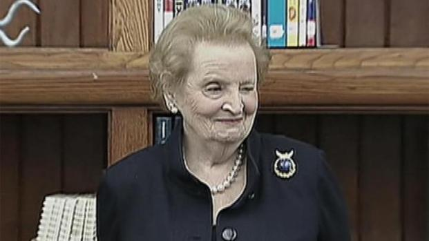 [CHI] Madeleine Albright on Diversity