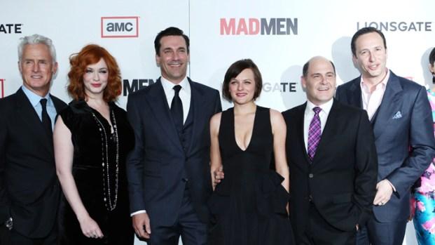 "[NBCAH] ""Mad Men"" Stars on Season 6 Secrets"