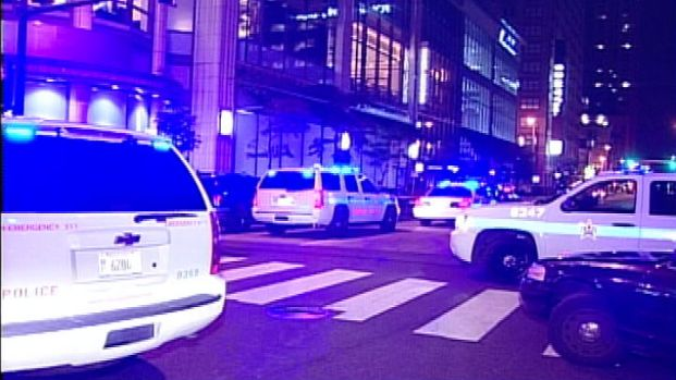 [CHI] Man Shot on Mag Mile
