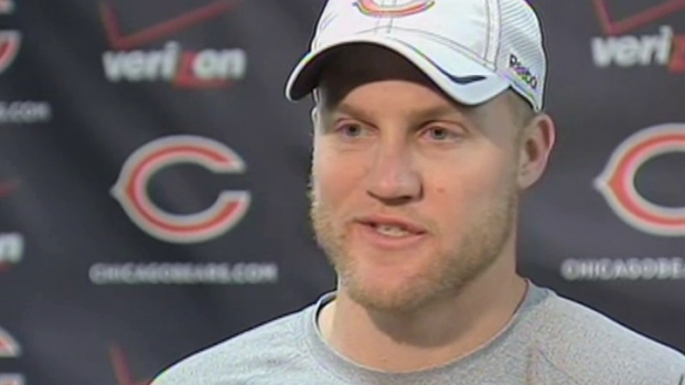 [CHI] Josh McCown Understands His Situation